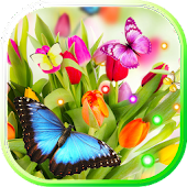 Springs Tulips Live Wallpaper Android APK Download Free By SweetMood