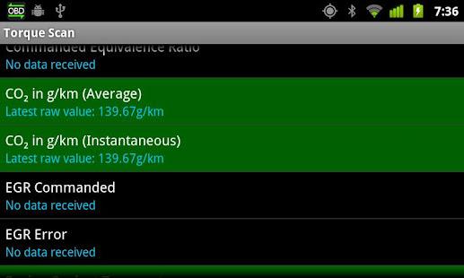 App TorqueScan (Torque OBD Plugin) APK for Windows Phone