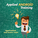 Learn Android With Source Code icon