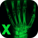 x Camera ray real icon