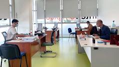 Oficina de Interempleo.