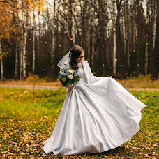 Wedding photographer Kseniya Abramova (abramovafoto). Photo of 20.10.2017