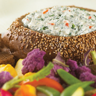 Classic Spinach Dip.