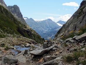 Photo: In discesa verso la Val de Remune.