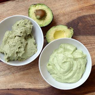 3-Ingredient Avocado Ice Cream
