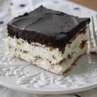 Chocolate Eclair Dessert.