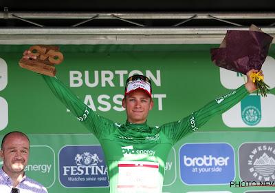 Mathieu van der Poel wordt nog beter en beter tijdens Tour of Britain