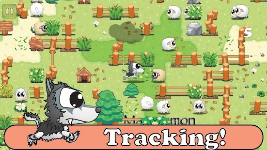 Sheepo Hunt - Wolf Prey Sheep screenshot