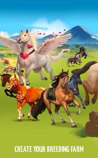 Howrse - free horse breeding farm game 4.0.5 screenshots 17