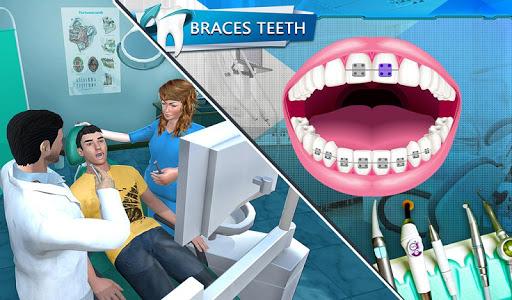 Dentist Surgery ER Emergency Doctor Hospital Games 30 screenshots 13