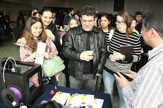 Photo: Google Glass katılımcılardan büyük ilgi gördü... www.gelecekgunu.org