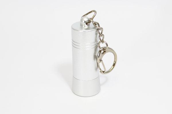 Llave magnética para candados de seguridad de gancheras metálicas