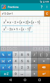 Fraction Calculator MathlabPRO Screenshot 6