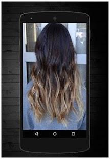 Nápad na vlasy - náhled