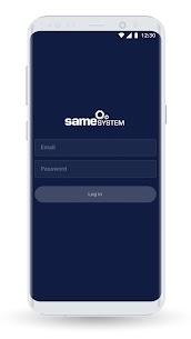 SameSystem Check-in 1