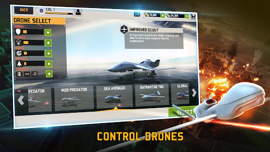 Drone : Shadow Strike 3 Apk Download For Android and Iphone 2