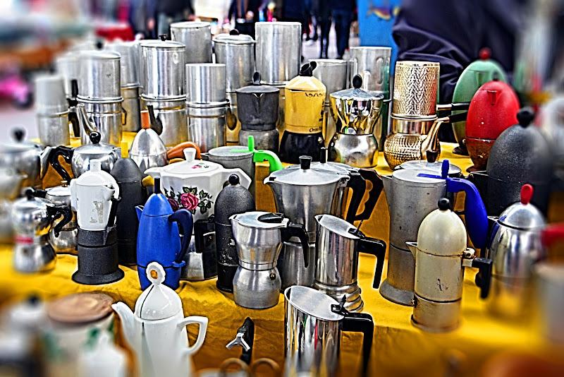Vendesi usato - solo 10.000 caffè di FZATOX