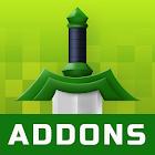 Аддоны на Minecraft PE Майнкрафт ПЕ MCPE icon