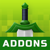 Addons & Mods for Minecraft PE MCPE