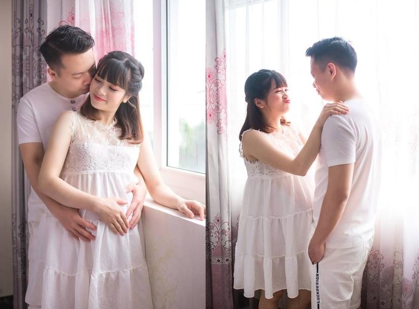 Giai đoạn thai kỳ là lúc những người phụ nữ dễ nhạy cảm nhất, người đàn ông phải hiểu tâm lý và chiều chuộng vợ mình nhất ở giai đoạn này.