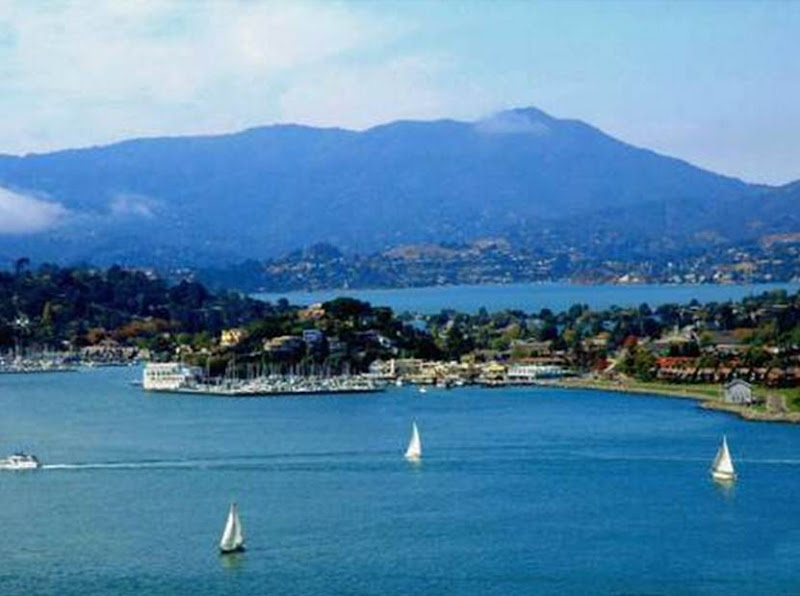Photo: Guests staying at this Marin County hotel will discover a variety of outdoor activities at Marin Bay.