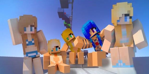 Hot Skins For Minecraft PE AppRecs - Hot skins fur minecraft