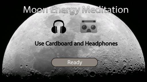 VR Moon Energy Meditation