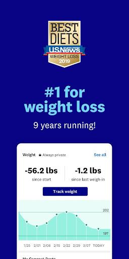 WW (formerly Weight Watchers) 7.25.0 screenshots 1