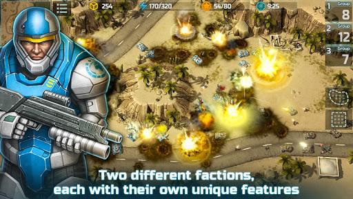 Art of War 3: PvP RTS modern warfare strategy game  screenshots 19