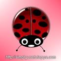 Lucky Ladybug w/RSS Feed LWP icon
