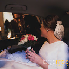 Wedding photographer Jorge Masanet (JorgeMasanet). Photo of 29.06.2016