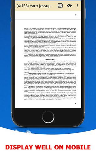 PDF Reader & PDF Viewer Ebook 1.0.9 screenshots 3