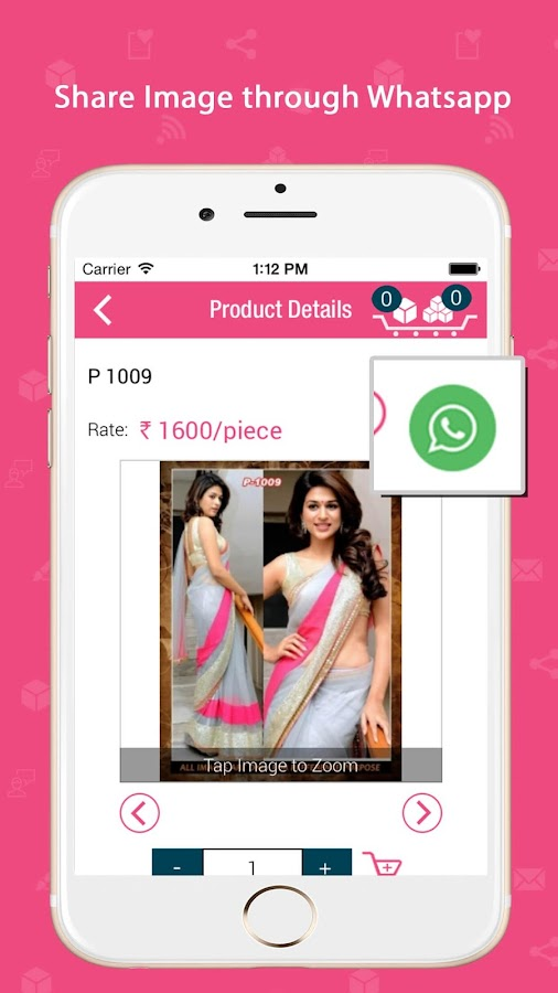 Surat Textiles - Wholesaler- screenshot