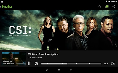 Hulu - TV & Movies- screenshot thumbnail