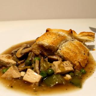 Leek Mushroom Tofu Recipes