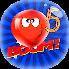 Redball 5 : Ball Adventure icon