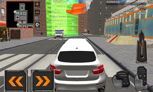 San Andreas Limousine Driver 1.2 screenshots 1