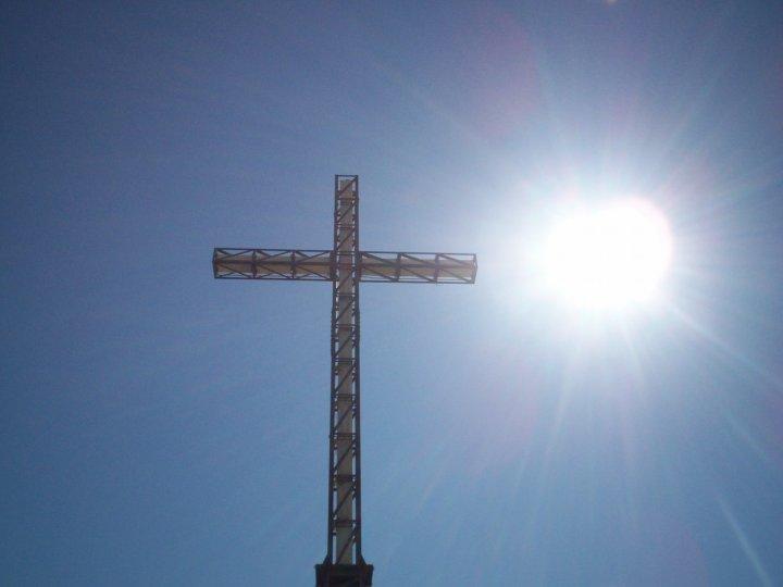Crocifisso di Nomadelfia di Myri