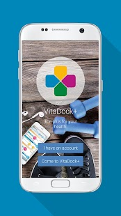 VitaDock+ for Connect Devices- screenshot thumbnail