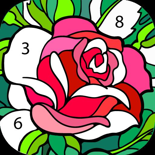 Happy Color – jogo de colorir con números