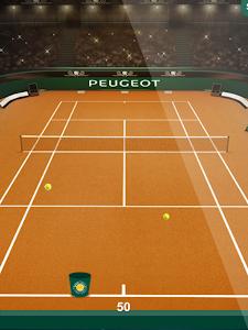 Tennis by Peugeot screenshot 4