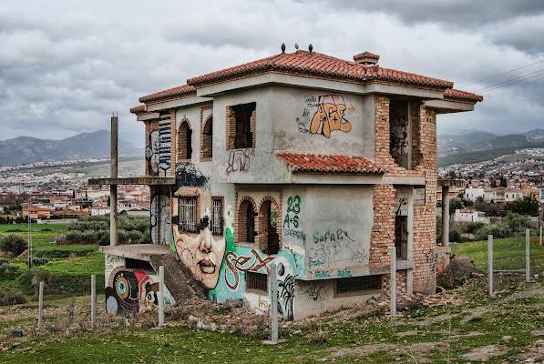 sulla strada per Granada di Zerosedici