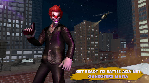 Killer Clown Vegas City Real Gangster 1.0.5 screenshots 3