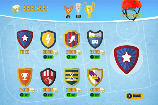 Ice Hockey League FREE screenshots 5