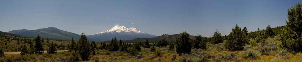 Photo: Mt Shasta Panorama.jpg