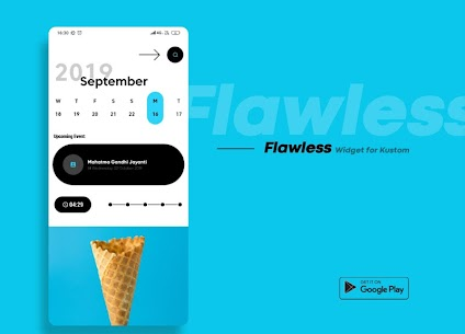 Flawless KWGT 10.0 Paid Latest APK Free Download 3
