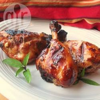 BBQ Sweet Chilli Chicken Drumsticks