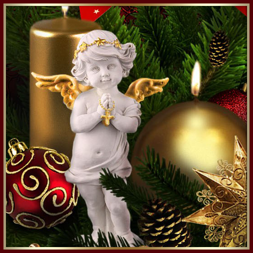 Merry Christmas Launcher theme APK Cracked Download