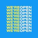We're Open - Facebook Carousel Ad item