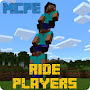 Ride Players Addon for Minecraft PE APK icon